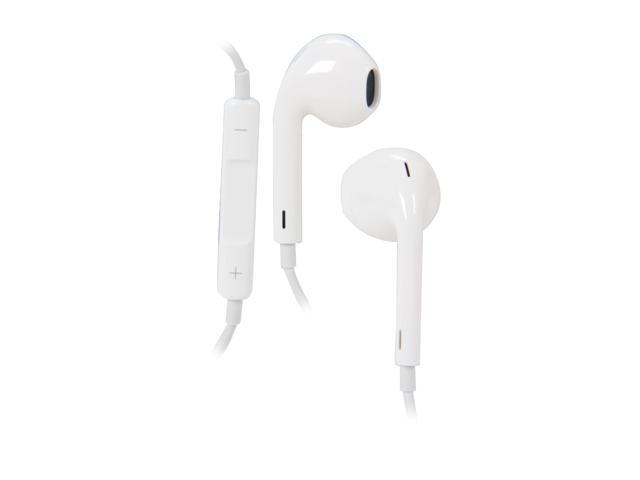 Apple Earpod White MD827LL/A 3.5mm Connector EarPods with Remote and Mic