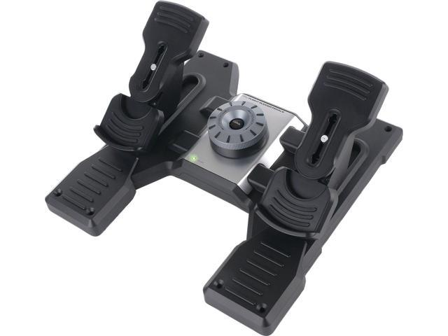 Saitek PZ35 PRO Flight Rudder Pedals for PC