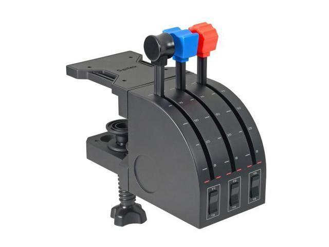 Saitek Three Lever Pro Throttle Quadrant (PZ45)