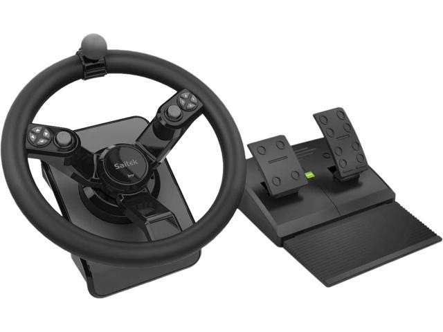 saitek scb432170002 02 1 farming simulator wheel and pedals for pc. Black Bedroom Furniture Sets. Home Design Ideas