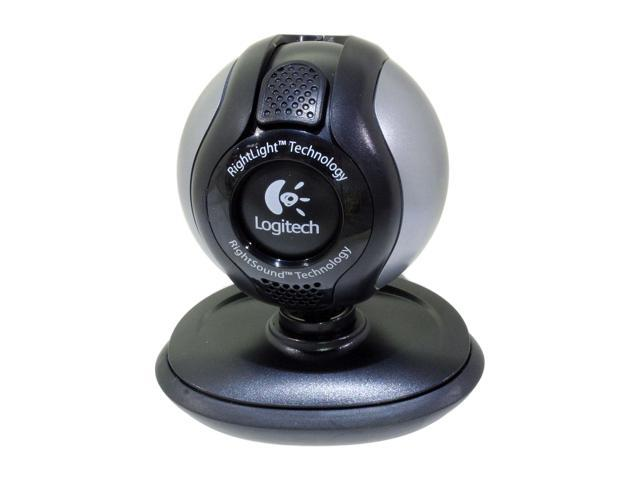 Logitech QuickCam Communicate STX 1.3MP (interpolated) Effective Pixels USB 2.0 WebCam - OEM