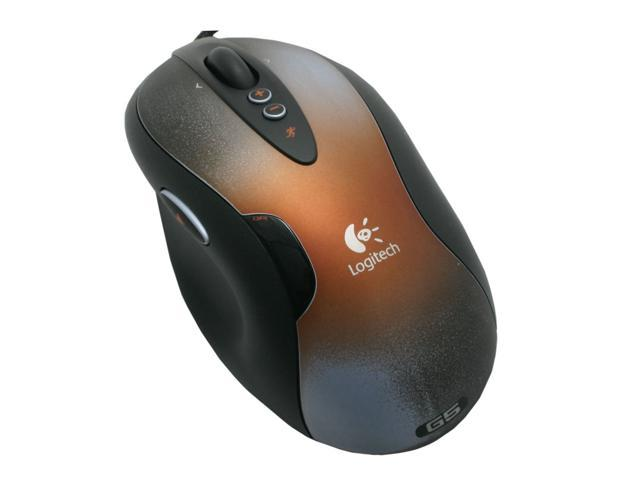how to change logitech wheel mouse setting