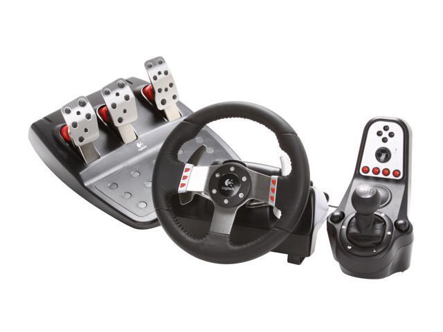 Logitech G27 (941-000045) Racing Wheel