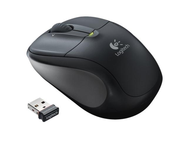 Logitech M305 Black 1 x Wheel USB RF Wireless Mouse