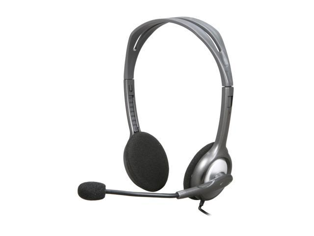 Logitech H110 3.5mm Connector Stereo Headset
