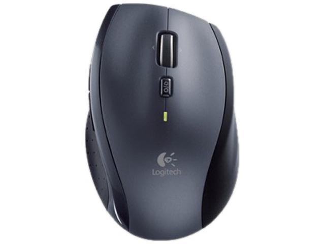 Logitech M705 Black 1 x Wheel USB RF Wireless Laser Mouse