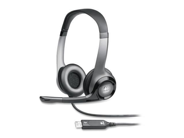 Logitech H530 USB Connector Circumaural Headset