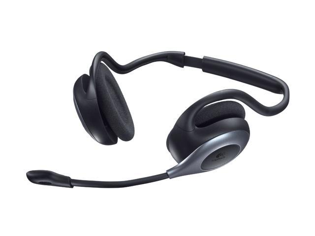 Logitech H760 USB Connector Supra-aural Wireless Headset