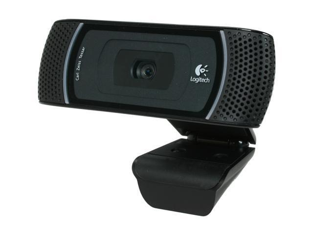 Logitech 960-000683 5 MP Effective Pixels USB 2.0 HD WebCam
