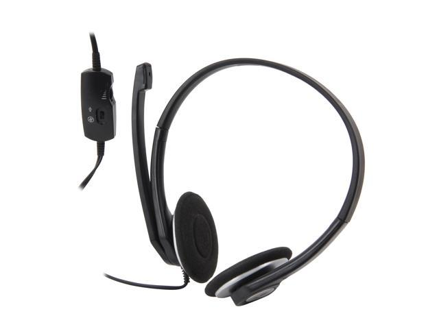 Logitech ClearChat Stereo 3.5mm Connector Supra-aural Headset