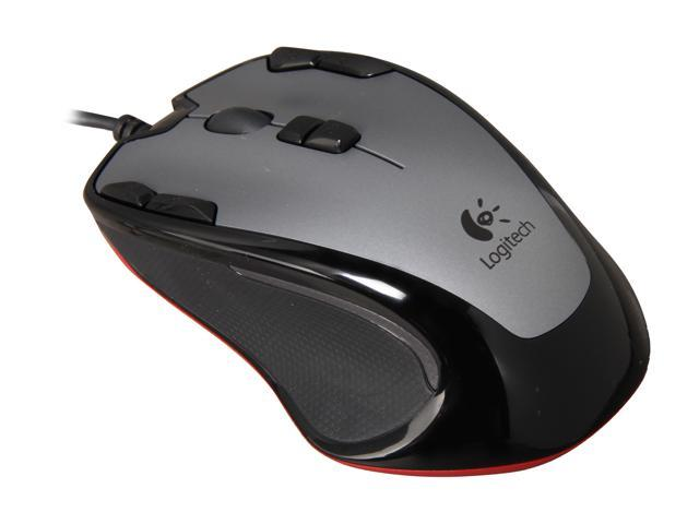 Logitech G300s Gaming Mouse (ready Stock )