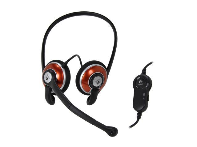 Logitech H230 3.5mm Connector Supra-aural Headset