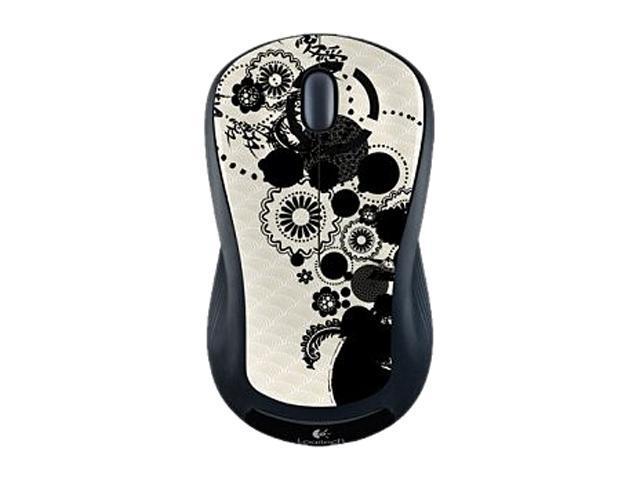 Logitech M310 910-002997 Ink Gears 1 x Wheel USB RF Wireless Laser Mouse