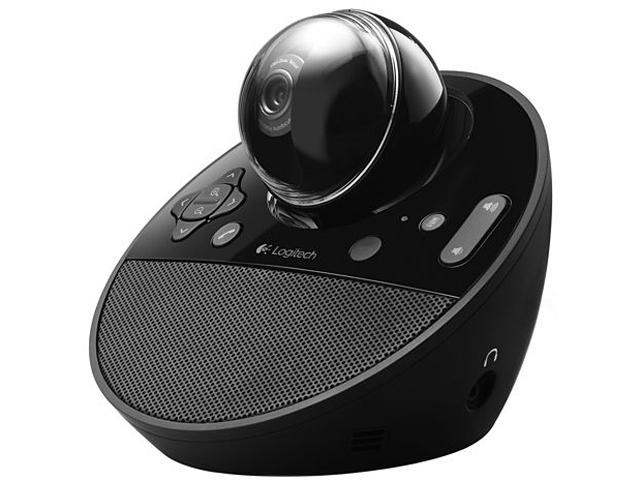 Logitech 960-000866 ConferenceCam BCC950 USB 2.0 WebCam
