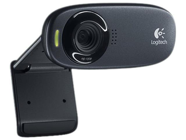 Logitech 960000585 C310 5.0 M Effective Pixels USB 2.0 HD WebCam