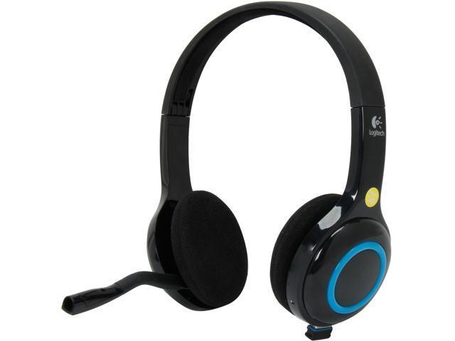 Logitech H600 Supra-aural Wireless Headset
