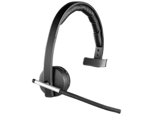 Logitech H820e USB Connector Single Ear Wireless Headset