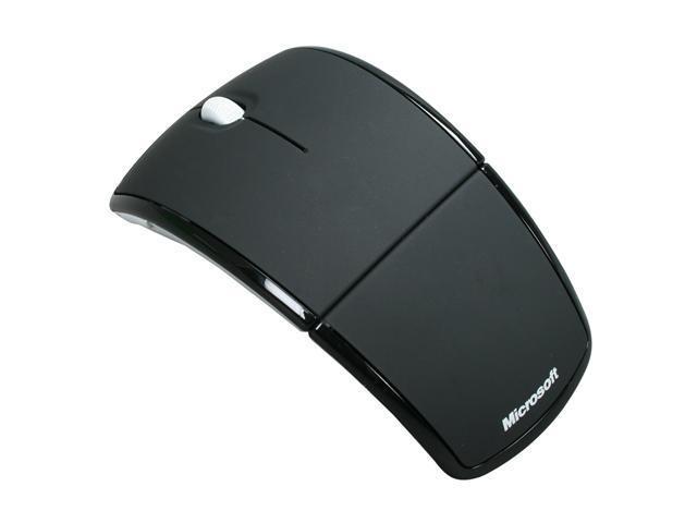 microsoft arc mouse black. Black Bedroom Furniture Sets. Home Design Ideas