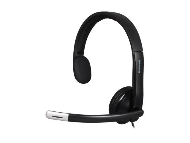 Microsoft LifeChat LX-4000 for Business USB Connector Single Ear Headset