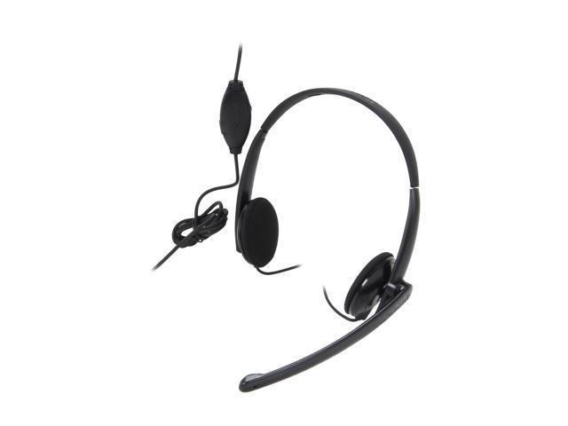 Microsoft LifeChat LX-1000 3.5mm Connector Supra-aural Headset