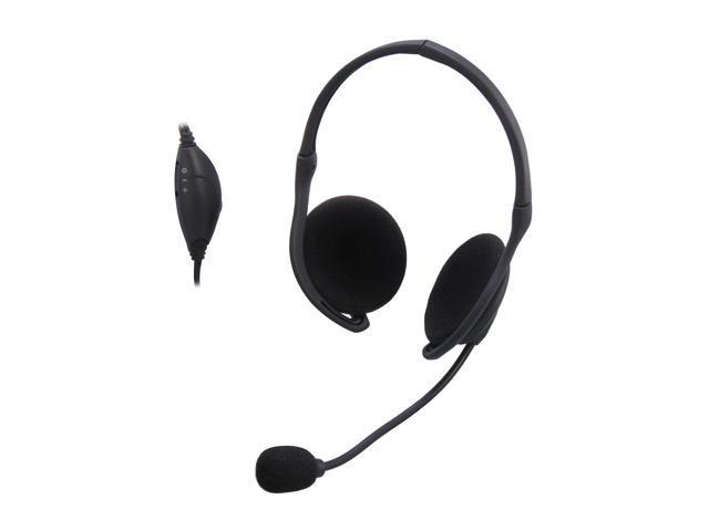 Microsoft LifeChat LX-2000 Supra-aural Headset
