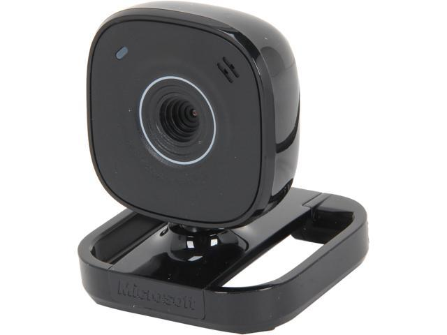 Microsoft JSD-00014 L2 LifeCam VX-800 0.3 M Effective Pixels USB 2.0 WebCam