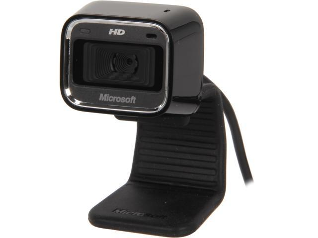 Microsoft 7ND-00012 LifeCam HD-5000 WebCam