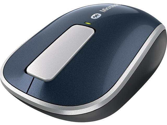 Microsoft Sculpt Touch Mouse 6PL-00004 Touch Scroll Bluetooth Wireless BlueTrack Mouse