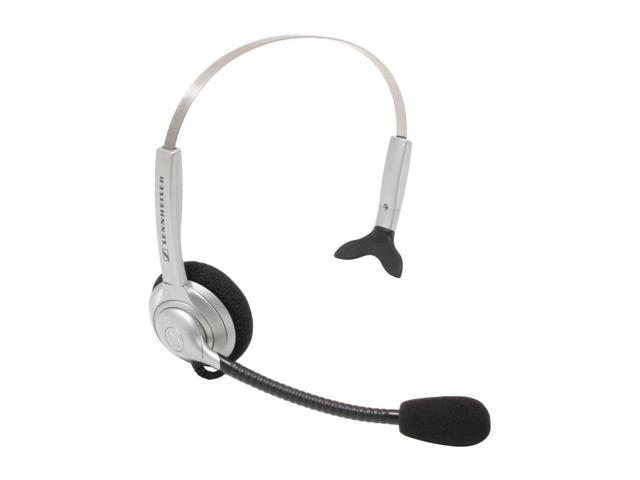 SENNHEISER SH330 Quick Disconnect Connector Single Ear Office Monaural Headset