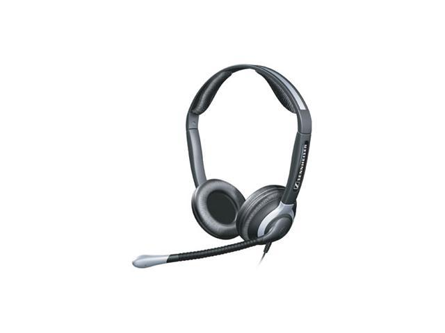 SENNHEISER CC 500 Series CC 550 Easy Disconnect Connector Binaural Headset