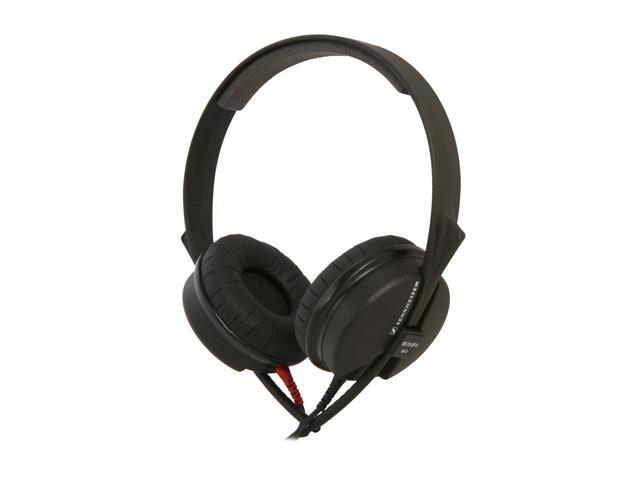Sennheiser HD 25-SP II 3.5mm/ 6.3mm Connector Supra-aural Closed DJ Headphone with Noise Reduction