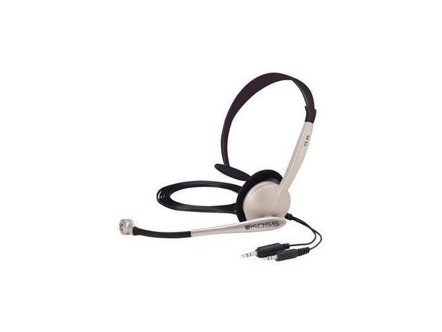 KOSS CS95 3.5mm Connector Single Ear Communication Mono Headset