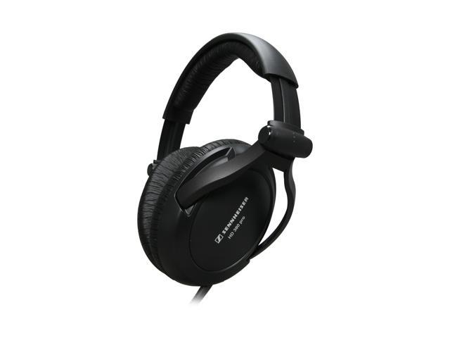 Sennheiser HD 380 Pro 3.5mm/ 6.3mm Connector Circumaural Professional Monitoring Headphone