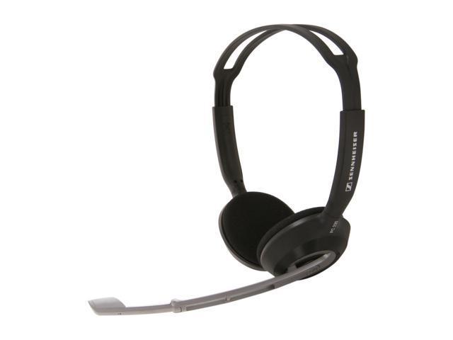 SENNHEISER PC230 3.5mm Connector Supra-aural Headset