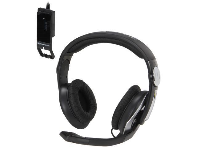 SENNHEISER PC333D 3.5mm Connector Circumaural Headset