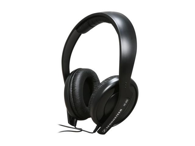 Sennheiser HD 202 II Over-Ear DJ Headphones