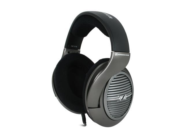 Sennheiser HD518 On-Ear Headphones