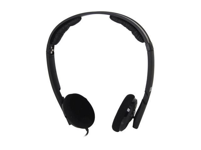 Sennheiser Black PX100-II On-Ear Headphone (Black)