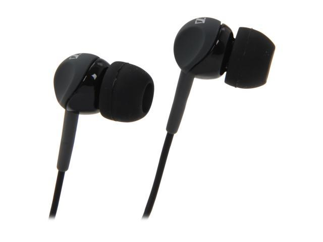 Sennheiser Black CX150 Earbud Noise Attenuation Earbuds