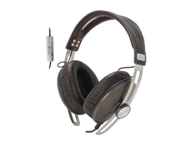 Sennheiser Momentum Over-Ear Headphones-Brown