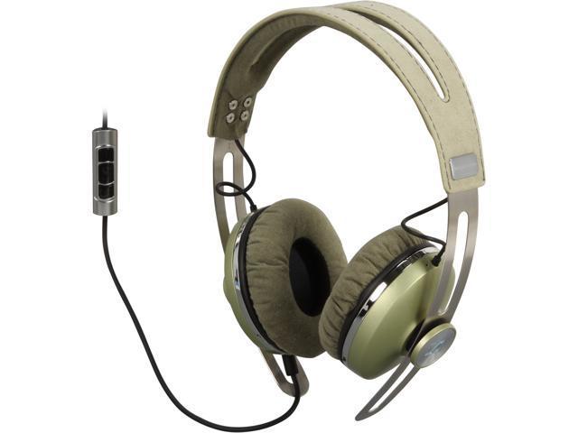 Sennheiser MOMENTUM Green On-Ear Headphones -505948