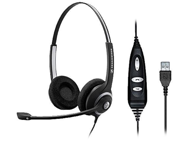 SENNHEISER SC260USBML Supra-aural Headset
