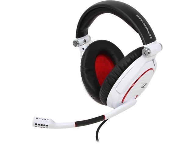 Sennheiser GAME ZERO PC Gaming Headset - White