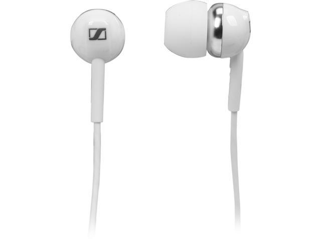 Sennheiser CX1.00 In-Ear Headphone-White