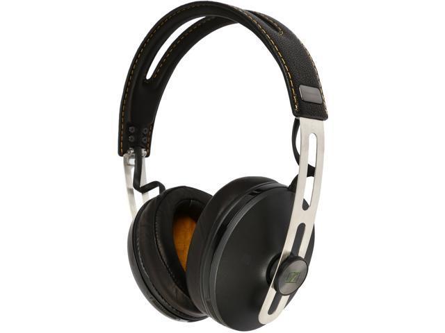 Sennheiser Momentum Bluetooth Around-Ear Headphone-Black - Newegg.com
