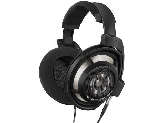 Sennheiser HD800S High Resolution Over-the-Ear Headphones - Black