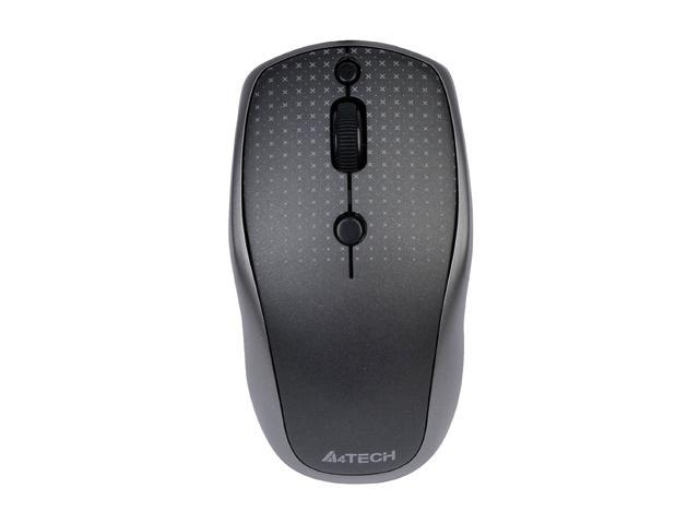 A4Tech G9-530HX-2 Black 5 Buttons 1 x Wheel USB RF Wireless Optical PPO Zero Delay Mouse