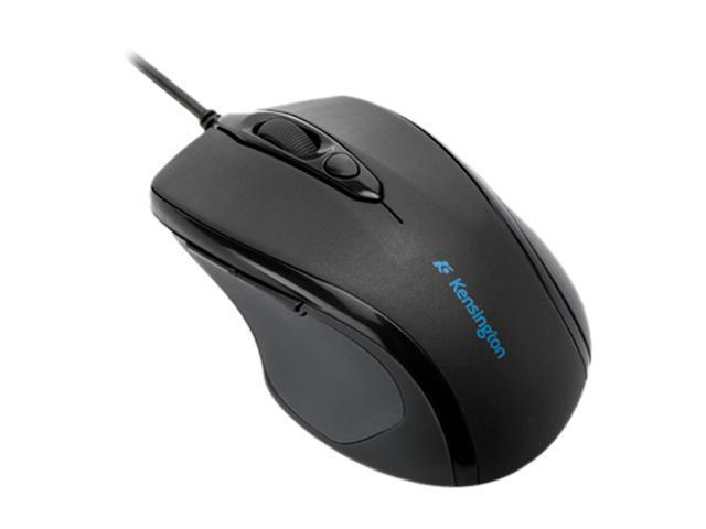 Kensington Pro Fit K72355US Black Wired Mid-Size Mouse