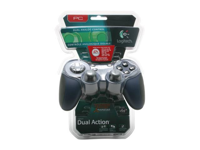 Logitech 963292-0403 Dual Action Gamepad