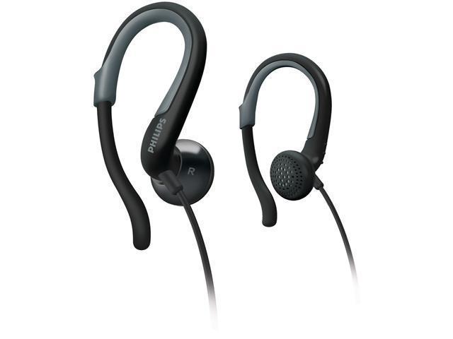 PHILIPS SHS4841/28 Earbud Earhook Headphones